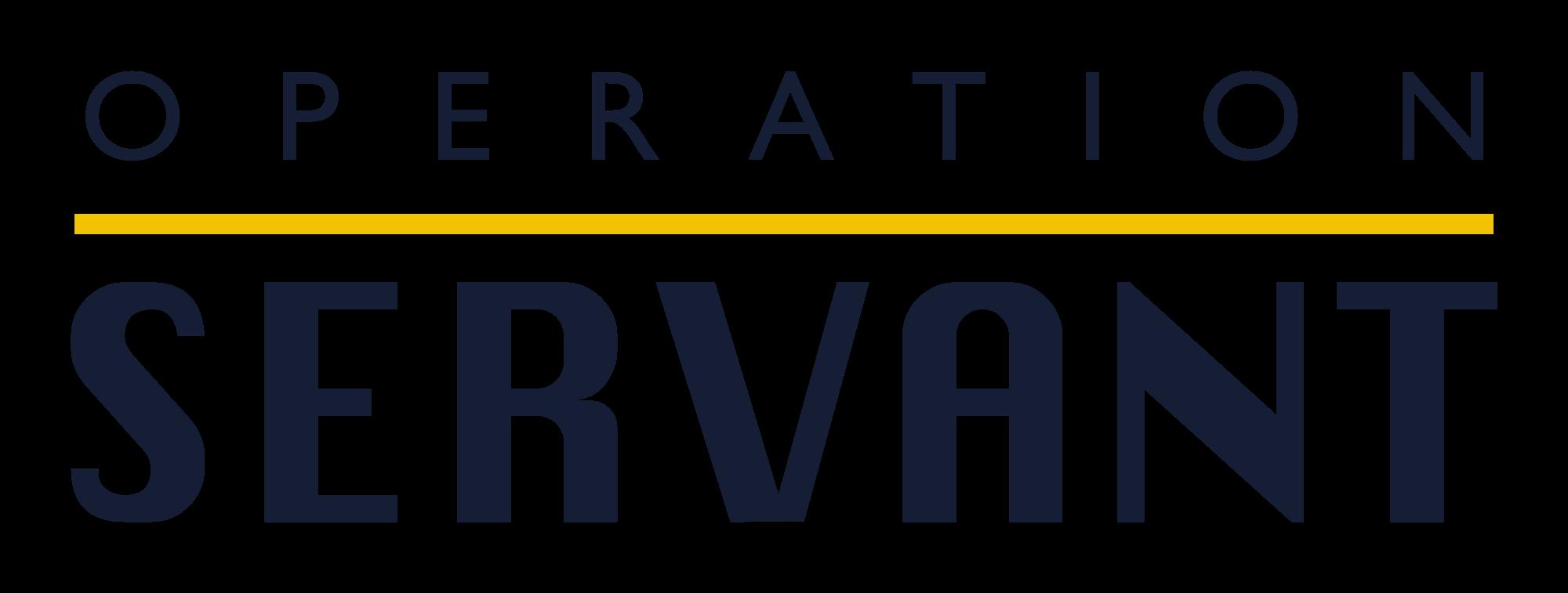 Operation Servant